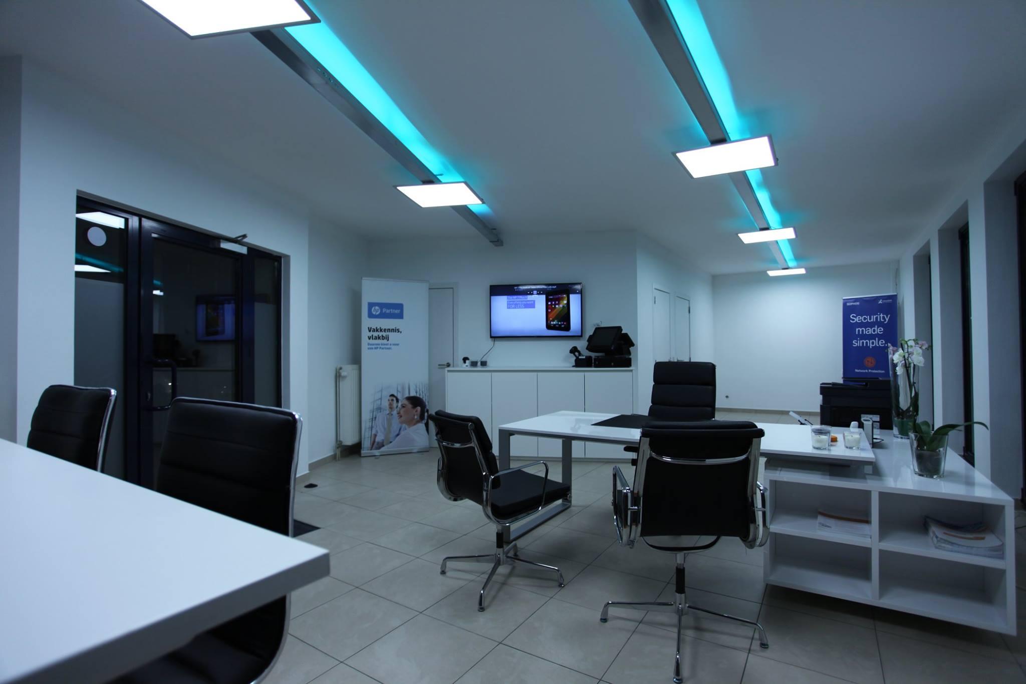 Kantoorverlichting (2) - Origiled